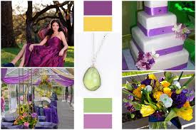 Purple and green wedding colors Yellow Summer Wedding Inspiration Purple Green And Yellow This Studiowed Studiowed Denver Summer Wedding Inspiration Purple Green And Yellow