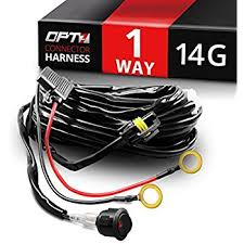 amazon com rigid industries 40190 wiring harness for 40\