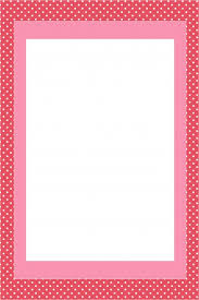Pink Invitation Card Frame Free Stock Photo Public Domain Pictures