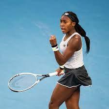 Coco Gauff Was Rising When Tennis ...
