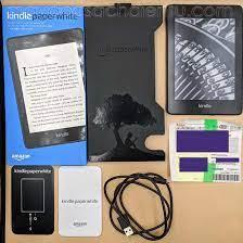 Máy đọc sách Kindle Paperwhite 4 (2018/10th) đen 8GB không quảng cáo -  maydocsachdientu.com
