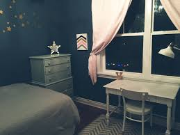 Space Bedroom Daughters Night Sky Moon Star Space Bedroom Metallic Star