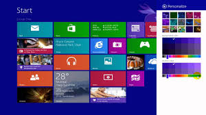 Color Changing Wallpaper How To Change Windows 81 Start Screen Background Wallpaper Image
