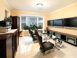 video game room furniture. Game Room Furniture Ideas With And Monitors Video Decorating . M