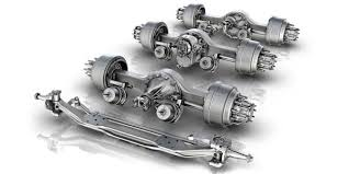 Configured For Fuel Economy Mating Axles Ratios Loads