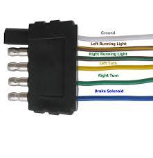 5 pin trailer wiring diagram wirdig pin flat trailer wiring diagram boat 5 wiring diagram and