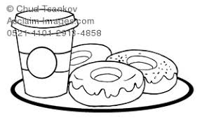 Small Picture donut coloring pages clipart images and stock photos Acclaim Images
