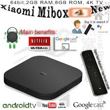 Compare Xiaomi Mi Box 9th S4 Global Version Android 9.0 4K Version TV BOX  Price In Singapore - Best Buy in Singapore