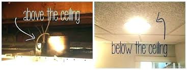 drop ceiling lighting installing can lights in ceiling recessed lights for drop ceiling installing recessed lights