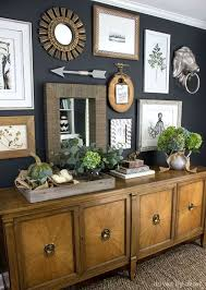 fanciful feature wall decor 80 best paint color for dining room image on dine in classy comfort with dark offset by warm wood tone and texture