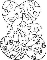 Printable Easter Coloring Pages For Kids Happy Easter