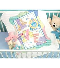 Baby Cross Stitch Quilts – co-nnect.me & ... Stamped Cross Stitch Baby Quilt Tops Cross Stitch Baby Quilts Walmart  Dimensions Baby Hugs Quilt Stamped ... Adamdwight.com