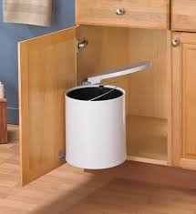 Trash Cans For Kitchen Cabinets Wonderful Ideas Laundry Room Of ...