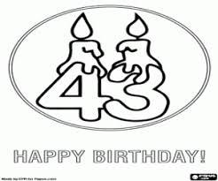 Kleurplaten Verjaardag Papa 42 Jaar Kleuren Nu Hoera Voor Papa