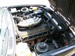 picture of a stock e engine bay not the cleanest but here you go