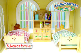 Nice Sylvanian Families Calico Critters Childrenu0027s Bedroom Set Unboxing And  Setup   Kids Toys   YouTube