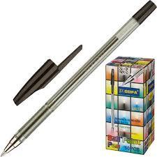 <b>Ручка шариковая</b> неавтоматическая Beifa AA 927 <b>черная</b> ...