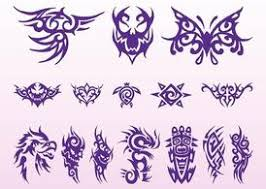 Free Tribal Tetování Grafický Soubor Clipart And Vector Graphics