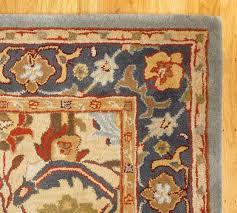 eva persian style rug swatch