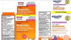 Tris Pharma Expands Recall Of Infant Ibuprofen Sold In