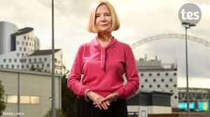 Ark Academy head Delia Smith's 'blooming good sense of humour'   Tes