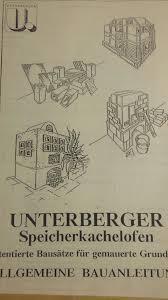 Bausatz Für Einen Unterberger Kachelofen In 4203 Altenberg