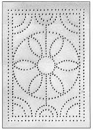 Tin Punch Patterns