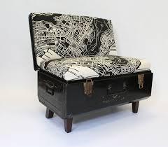 recreate furniture. black trunk suitcase chair u2013 furniture products recreate httpwww