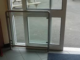 excellent delightful sliding door guard rail 8 patio door guard rail dh44