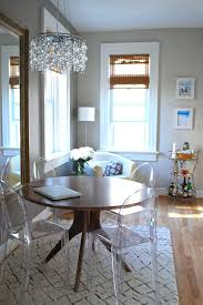 round table dining room ideas crystal chandelier dining room eclectic with wood dining round table dining room ideas