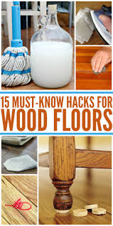 home products to clean hardwood floors