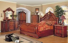Bedroom Furniture With Granite Tops Cherry Finish Traditional Bed W Optional Granite Top Casegoods