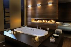 luxury bathrooms with fireplaces luxury bathrooms with fireplaces luxury bathroom design with fireplace 6 part 33