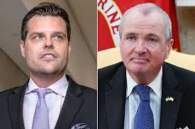 Here's everything you need to know about ginger luckey. Nj Gov Phil Murphy Slams Congressman Matt Gaetz For Attending Maskless Secret Party In The State