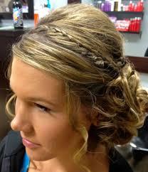 Formal Updos For Shoulder Length Hair - Women Medium Haircut