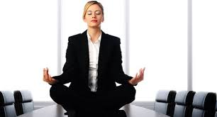 meditation in office. Breathing Techniques And Meditation Will Help You Get Over That 3pm Slump At Work. Can Do This Routine Right In Your Office Chair! O