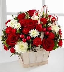 christmas flower arrangement ideas 08 christmas flower arrangements ideas57