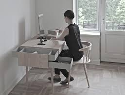 Multipurpose Private Desk offers plenty of storage compartments to save  space