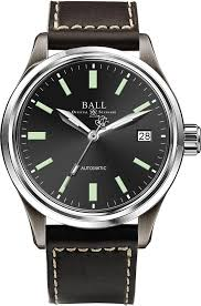17 best images about ball watches bmw classic ball watch company trainmaster titanium pre order basel 15 bezel fixed