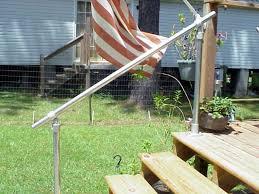 handrail for porch steps hand rails decks d94