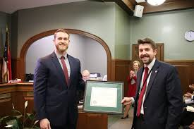Congratulations to Adam Murr on becoming... - Hendersonville, NC City  Government | Facebook