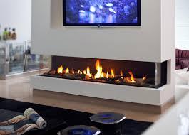 TV Fireplace Wall Ideas: