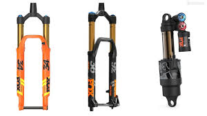 Fox Suspension Pressure Chart Fox Model Year 2019 Suspension Updates What You Need To