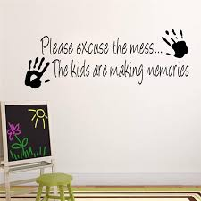 funny palms quotes wall sticker for