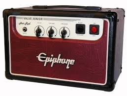 epiphone jr hot rod all 5 watt head ltd number left