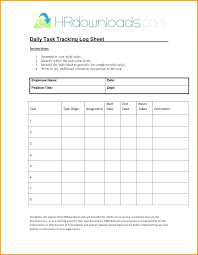 Project Time Tracking Template Barrest Info