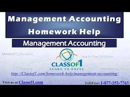 management accounting assignment help by classof com  management accounting assignment help by classof1 com