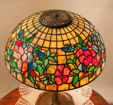 Stained Glass Lamp Shades Tiffany Reproduction Lampshades
