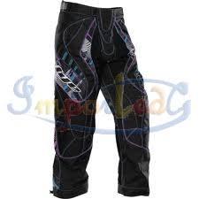 Dye C12 Paintball Pants Chevron Purple Imported G