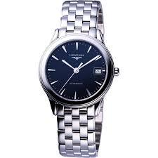 longines masters collection automatic black dial stainless steel longines flagship automatic men s watch l47744526